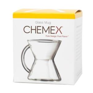 Chemex Handmade Glass Coffee Mug 10oz