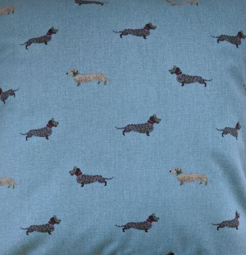 Sophie Allport Dachshund Fabric Offcut Remnant Fat Quarter 50 x 50cm