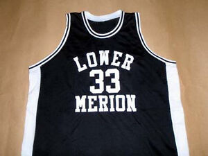 d8898ce55f2 Image is loading KOBE-BRYANT-LOWER-MERION-HIGH-SCHOOL-BASKETBALL-JERSEY-