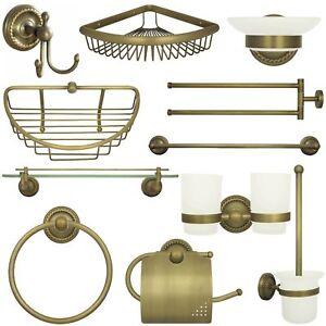 Badgarnituren Set accesorio baño de badutensilien badgarnituren sets serie retro