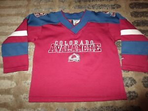 pink colorado avalanche jersey