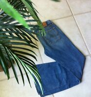 Lucky Brand Jeans Womens Size 6/28 Low Rise Sweet n' Low Distressed Flare Leg