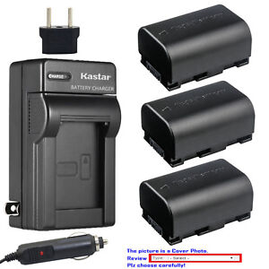 Kastar-Battery-AC-Charger-for-JVC-BN-VG107-JVC-Everio-GZ-HM855-Everio-GZ-HM970