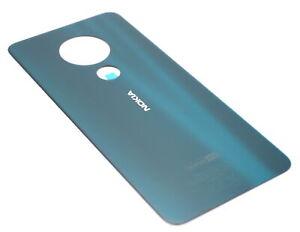 Original-Nokia-7-2-TA-1196-TA-1181-Akkudeckel-Rueckseite-Battery-Cover-Gruen