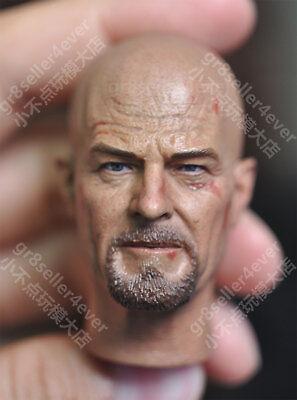 SFABS Supreme Tony Stark Avengers Endgame Battle Damaged 1//12 Scale Head Sculpt