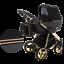 Adamex-Reggio-Special-Edition-stroller-pram-puschair-4in1-car-seat-isofix-base thumbnail 8