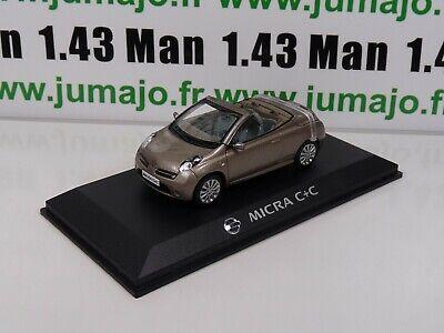 NI3G Auto 1//43 J Collection Nissan Micra C+C