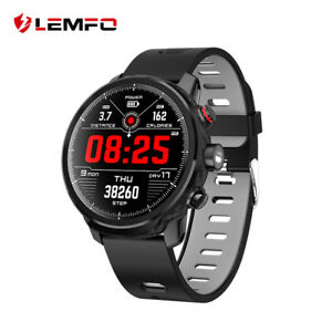 Lemfo-L5-IP68-Etanche-Montre-Intelligente-Podometre-Android-ios-smart-watch