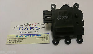 Heater-Flap-Actuator-GENUINE-BRAND-NEW-Mazda-6-GH-2008-2012-GSY0-61-B60