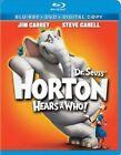 Horton Hears a Who (triple Play) 0024543754763 Blu-ray Region 1