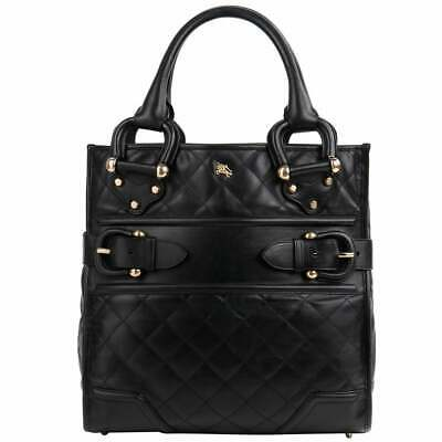 Burberry Prorsum Manor Style Quilted