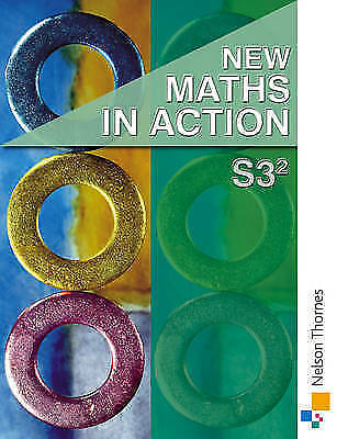 1 of 1 - New Maths in Action S3/2 Student Book: S3/2 Pupil Book, Howat, Robin, Nisbet, Ke