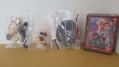 Kotobukiya One Coin Bastard!! Samurai GARA Destructive god figure NEW MIB RARE