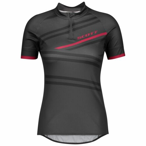 Scott Endurance 30 Dames vélo Maillot Court Gris 2020
