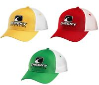 Cheeky Fly Fishing Reel Mesh Back Pro Cap / Hat - Multi Color Choices -