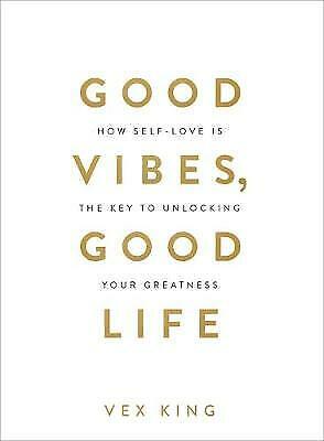 Good Vibes, Good Life - 9781788171823