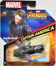 Character Cars 2018 Marvel Avengers Infinity War Captain America