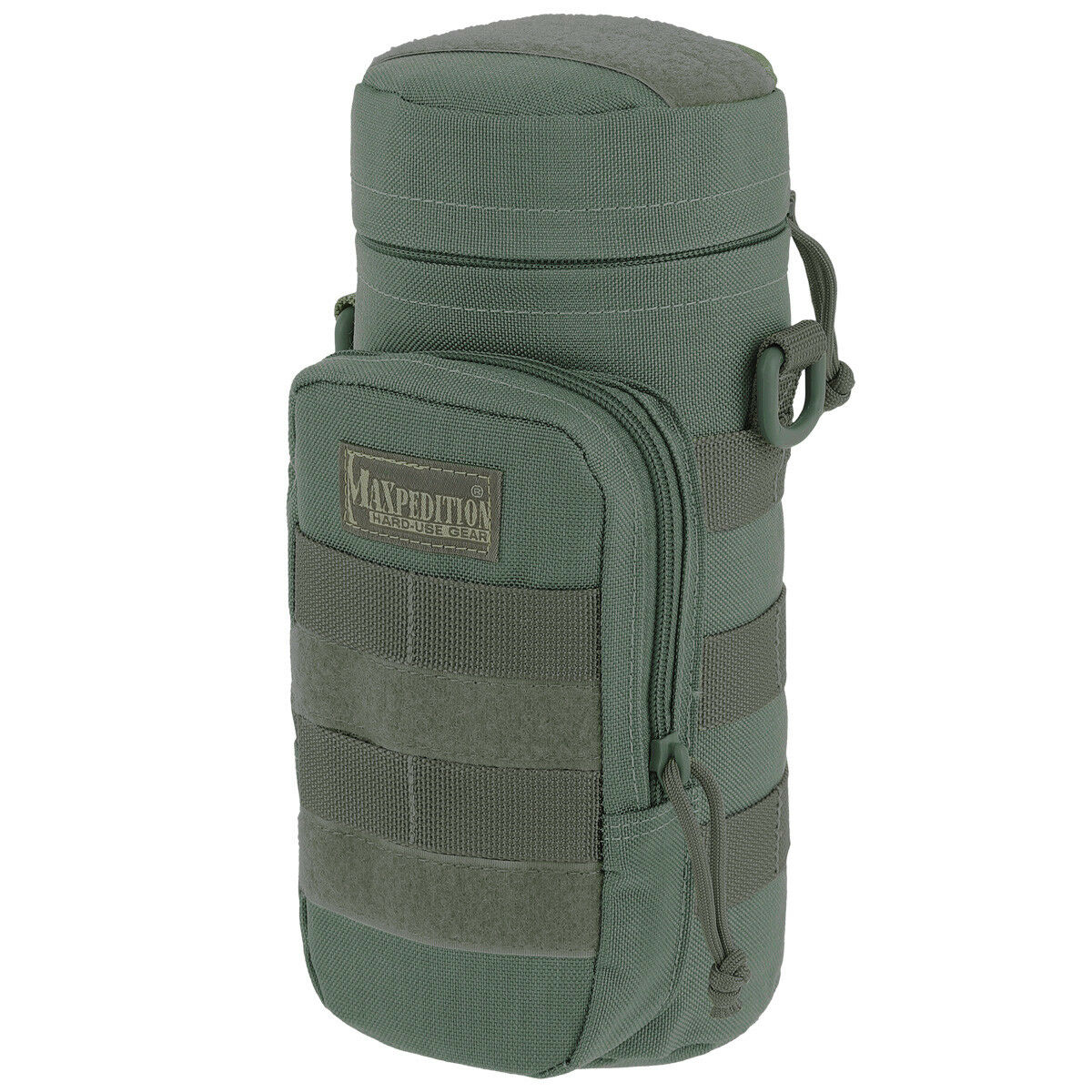 MAXPEDITION 10 X4  PADDED ARMY HYDRATION BOTTLE HOLDER WATER MOLLE POUCH FOLIAGE
