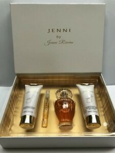 Jenni-by-Jenni-Rivera-4pc-Set-3-4-oz-Eau-de-Perfume-Parfum-Spray-Women-Rare