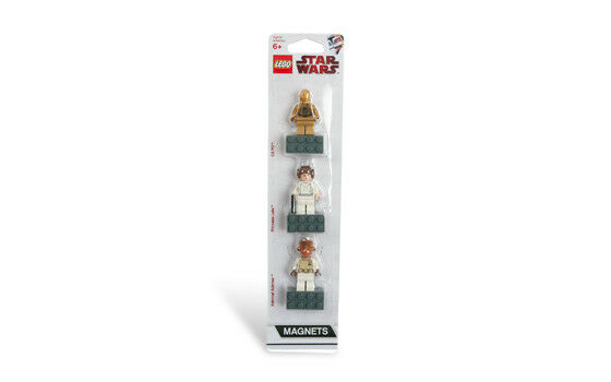 Lego Star wars 852843 Star Wars Magnet Set New - Free Shipping