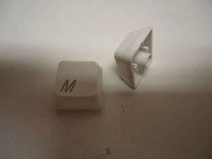 Replacement Key Cap for Apple A1048 iMac Mac pro G3 G4 G5 Keyboard White Any key