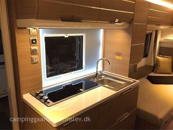 Adria Adora 502 UL, 2019, kg egenvægt 1190