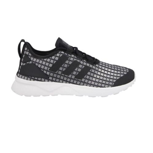 Womens 5 Adidas 3 W 2 Verve 8 Adv Synthetic 42 Uk Eur Trainers Zx Aq3340 Flux TrwTP