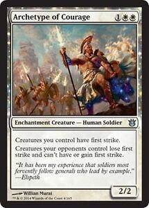 2x-Archetype-of-the-Coraggio-Archetype-of-Courage-MTG-MAGIC-BNG-Eng-Ita