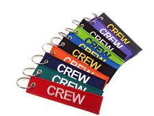 Crew Luggage Tag for Pilots & Cabin Crew - Multi-Colors - UK Stock - aviamart®