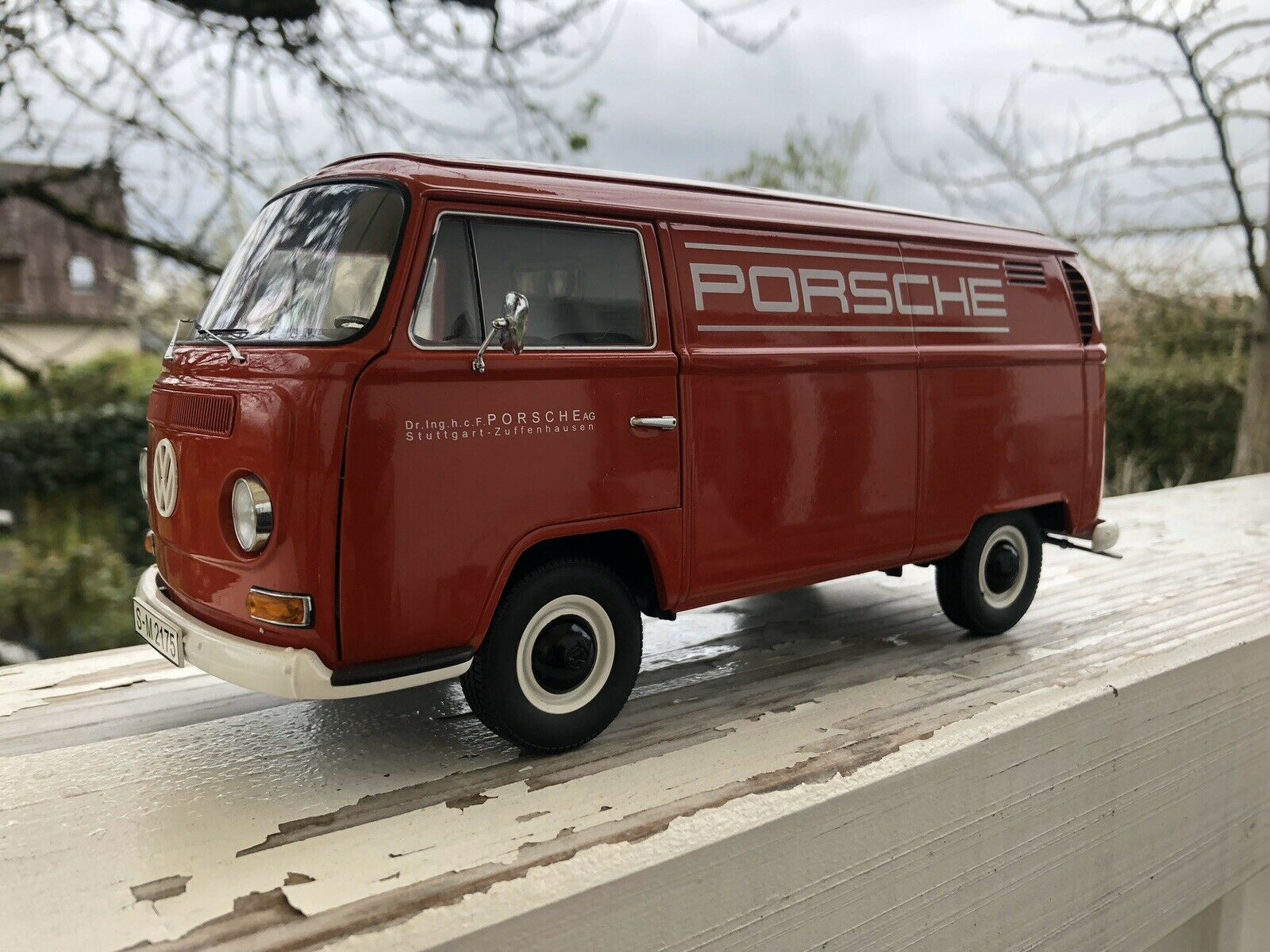 1 18 Schuco VW T2a  by Raceface-Modelcars