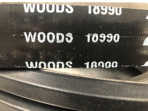 New OEM Woods Belt Part # 18990 for RM990 P990