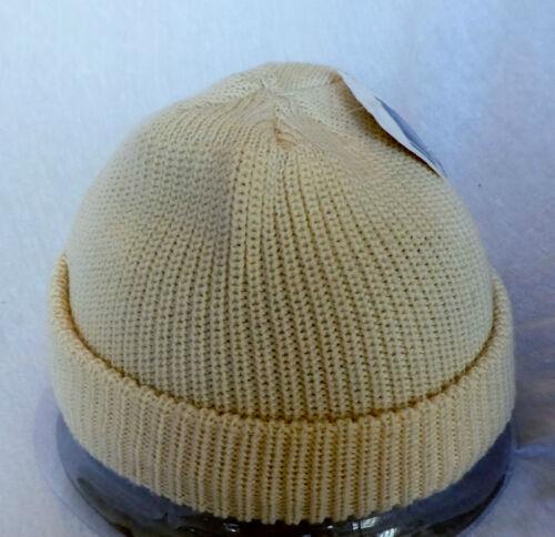 Made in Germ Woll- 4 Farben kleine Form Strickmütze Fischerpudel 100/%Wolle