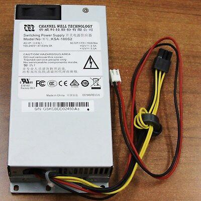 1PC CWT KSA-180S2 12V 5A 52V 2.5A Server Switching Power Supply