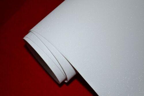 8 €//m² paillettes protecteur d/'écran mat-Blanc 200 x 152 cm Diamant LOOK auto film adhésif