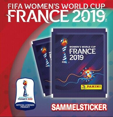 Sydney Schneider Jamaika Panini Frauen WM 2019 Sticker 235