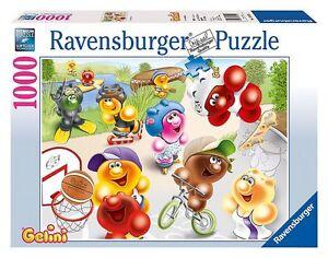 Ravensburger Puzzle Casse-têtes Gelini Fitness Ours Gommeux Sport Ours Coloré
