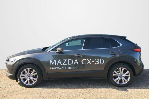 Mazda CX-30 2,0 SkyActiv-X 180 Cosmo aut. - billede 2