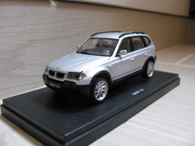 Felice shopping 1 43 Kyosho BMW X3 3.0i diecast diecast diecast  elementi di novità