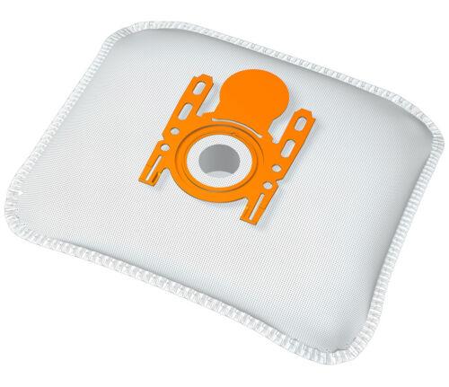20 Staubsaugerbeutel Microvlies geeignet für Siemens VSQ5MSA332 allergy Q 5.0
