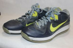 d6f2d100729795 Rare!! Nike Lebron 9 low Men s Low Basketball Men s Sneakers Size 12 ...