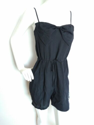 By 6 Jumpsuit New Navy Brand Hobbs Pagliaccetto Taglia Nw3 ZqdXHZ