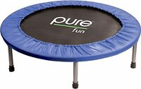 Pure Fun Mini Rebounder Trampoline Ages 13+ 38-inch