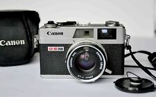 Canon Canonet QL17 G-III 35mm Rangefinder w/ Canon lens 40mm F1.7, Superb+++
