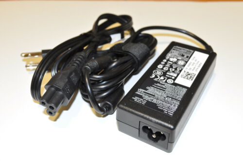 NEW Genuine DELL Latitude 3160 65W 19.5V 3.34A AC Power Charger Adapter