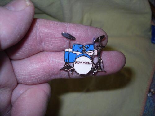 Blue only Super detail.. 5pc drum kit pin //// Made of Metal
