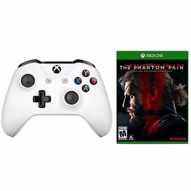 Microsoft Xbox One S Wireless Controller Bundle