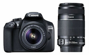 CANON EOS 1300D DSLR CAMERA DOUBLE ZOOM KIT(EF-S18-55 IS II...
