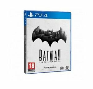 SONY-PLAYSTATION-4-PS4-BATMAN-THE-TELLTALE-SERIES-PAL-ITALIANO