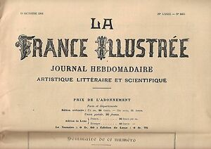 La-France-Illustree-Journal-Artistico-Literaria-Cientifico-de-La-N-1455-REF-E14