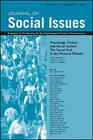 Journal of Social Issues: The Social Past in the Personal Present Psychology, History and Social Justice: 2015: Volume 71, Number 2 by John Wiley & Sons Inc (Paperback, 2015)
